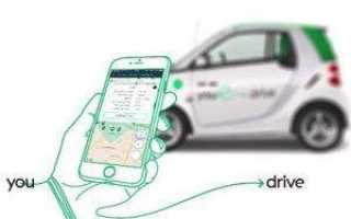 New smart approachto possessing a car!